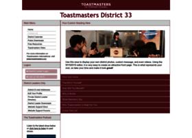 d33.toastmastersclubs.org