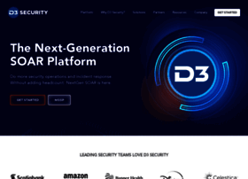 d3security.com