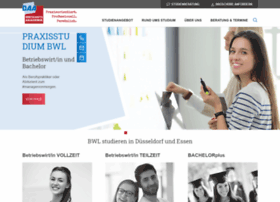 daa-wirtschaftsakademie.de