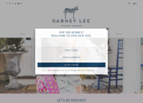 dabneylee.com
