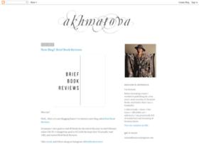 dachaakhmatova.blogspot.com