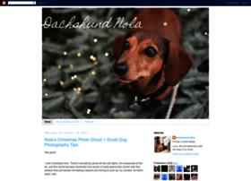 dachshundnola.blogspot.ca