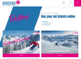 dachstein.skiticketshop.com