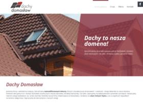 dachydomaslaw.pl