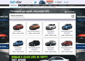 dacia-sandero.infocar.ua