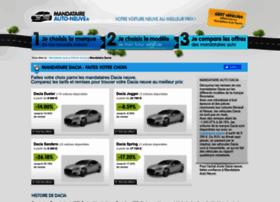dacia.mandataire-auto-neuve.fr