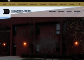 daculamiddleschool.org