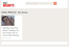 dad-magic.dailymegabyte.com