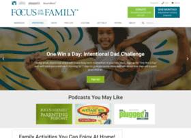 dadmatters.focusonthefamily.com