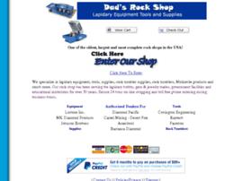 dadsrockshop.com