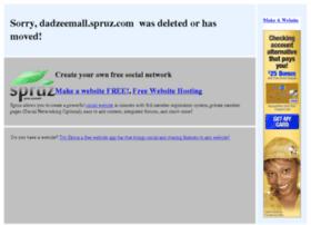 dadzeemall.spruz.com