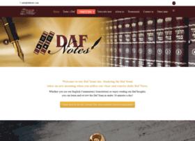 dafnotes.com