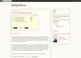 daftpython.blogspot.com