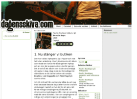 dagensskiva.com