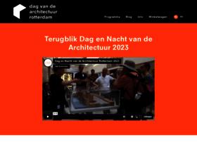 dagvandearchitectuur-rotterdam.nl