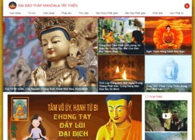 daibaothapmandalataythien.org