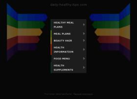 daily-healthy-tips.com