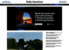 dailyamerican.com