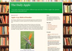 dailyapple.blogspot.com