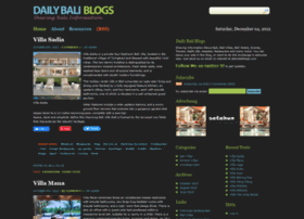 dailybaliblogs.com