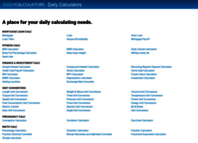 dailycalculators.com