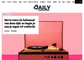 dailycappuccino.nl