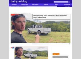 Dailycarblog.com