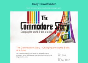 dailycrowdfunder.com
