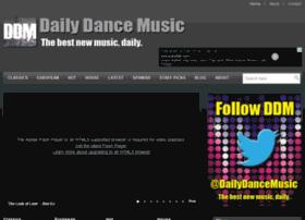 dailydancemusic.com