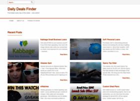 dailydealsfinder.com