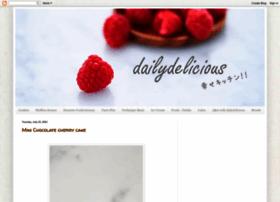 dailydelicious.blogspot.fr