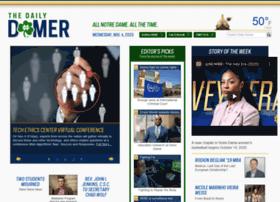 dailydomer.nd.edu