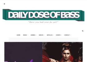 dailydoseofbass.com