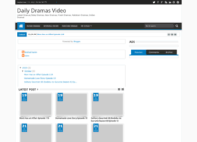 dailydramasvideo1.blogspot.com