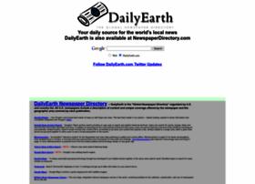 dailyearth.com