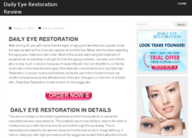 dailyeyerestorationfacts.co.uk