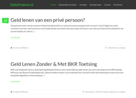 dailyfinance.nl
