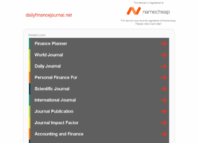 dailyfinancejournal.net
