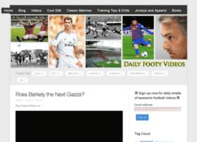 dailyfootyvideos.com