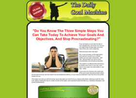 dailygoalsoftware.com