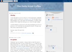 dailygrindcoffee.blogspot.com