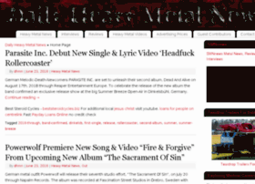 dailyheavymetalnews.com