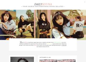 dailyhyuna.tumblr.com