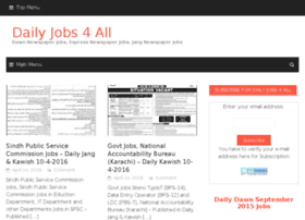 dailyjobs4all.com