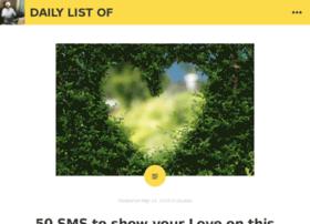 dailylistof.com