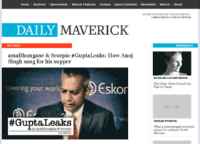 dailymaverick.realmuat.co.za