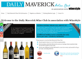 dailymaverick.wine-style.co.za