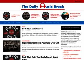 dailymusicbreak.com