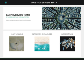 dailyoverviewmath.weebly.com