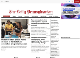 dailypennsylvanian.com